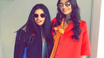 Sonam Kapoor and sister Rhea Kapoor are winning the Mannequin Challenge