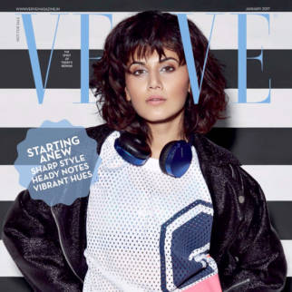 Taapsee Pannu On The Cover Of Verve