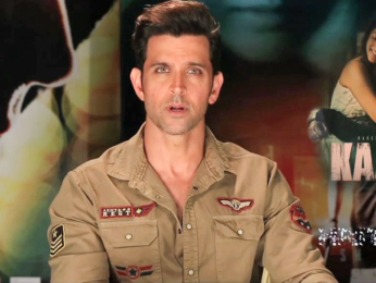 """Action In Kaabil Was Difficult"": Hrithik Roshan"