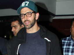 Hrithik Roshan Visits Chandan Cinema To Catch Public Reaction Of 'Kaabil'