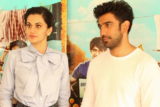 EXCLUSIVE Amit Sadh, Taapsee Pannu QUIZ! How Well Do You Know Each Other vid