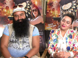 Gurmeet Ram Rahim Singh  Honeypreet Insan  EXCLUSIVE Interview For Hind Ka Napak Ko Jawab- MSG Lionheart 2-VDO