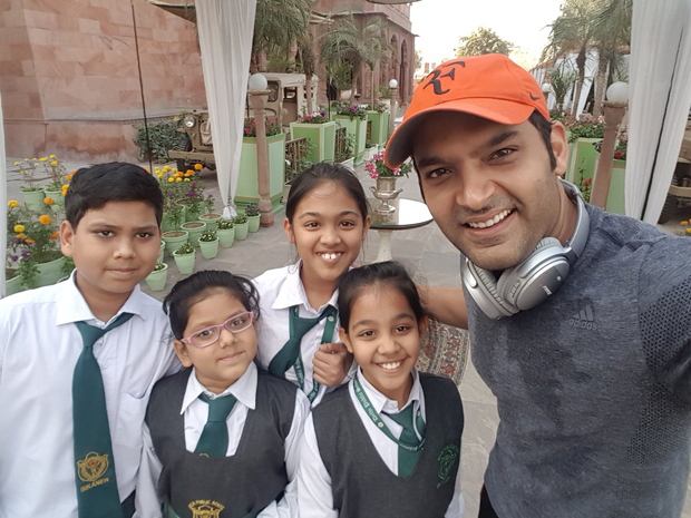 It's a wrap for Kapil Sharma's first schedule of Firangi-2