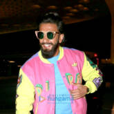 Ranveer singh goes to Switzerland