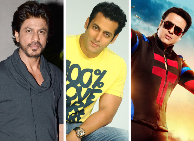 Shah Rukh Khan and Salman Khan to grace premiere of Govinda's comeback movie