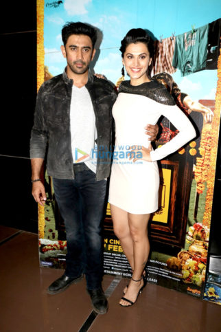 Special screening of the film 'Running Shaadi'