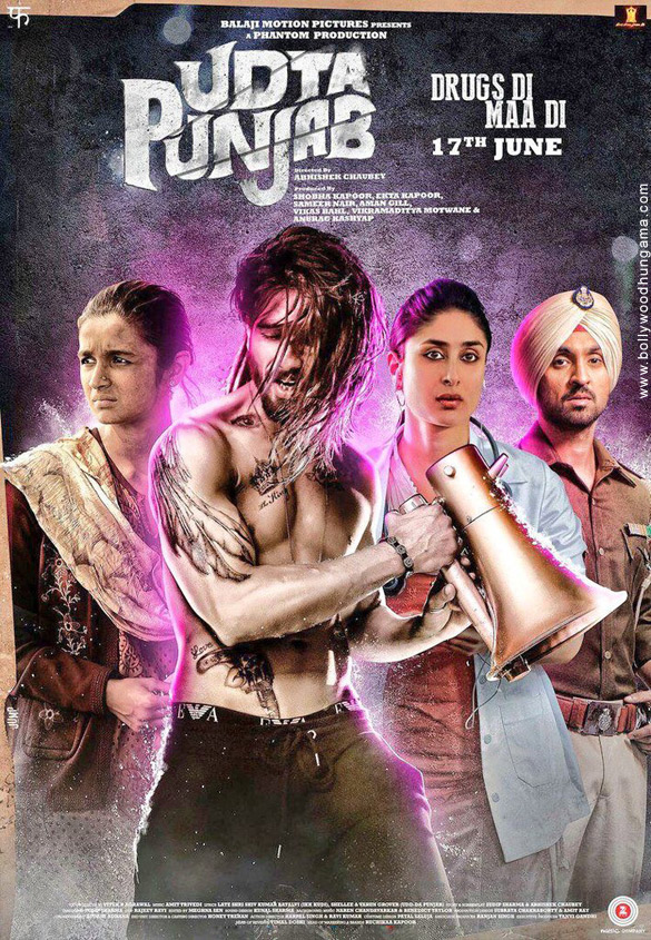 Watch Online Udta Punjab Full Movie Download (2016)