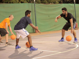Check out: Arjun Kapoor's rigorous practice session to learn basketball