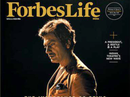 Nawazuddin Siddiqui On The Cover Of Forbeslife