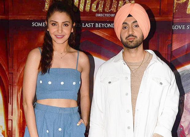 Here's the problem Anushka Sharma faced with Diljit Dosanjh during Phillauri making news