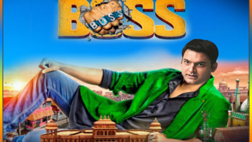 Hilarious After Akshay Kumar, Kapil Sharma wants to be the next BOSS Features