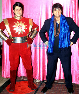 Mukesh Khanna at the launch of his website