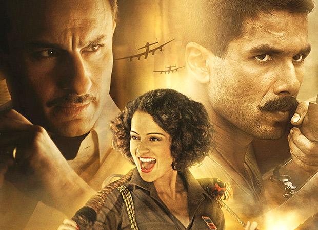 Rangoon Movie Third / 3rd Day Collections- Rangoon worldwide collection