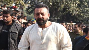 Sanjay Dutt for Bhoomi