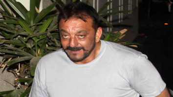 Sanjay Dutt suffers hairline fracture on the sets of Bhoomi