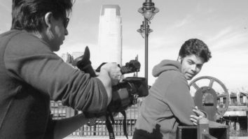Shah Rukh Khan turns into a photographer for Karan Johar in this throwback photo