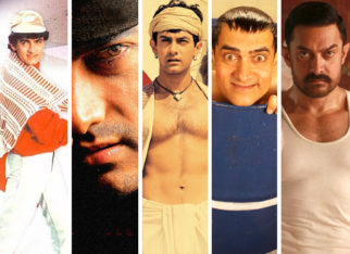 What are your top five films of Aamir Khan features