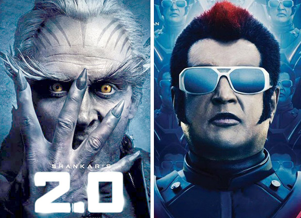 Zee Studios buys the satellite rights Akshay Kumar –Rajnikanth's 2.0 for a staggering Rs. 110 crores