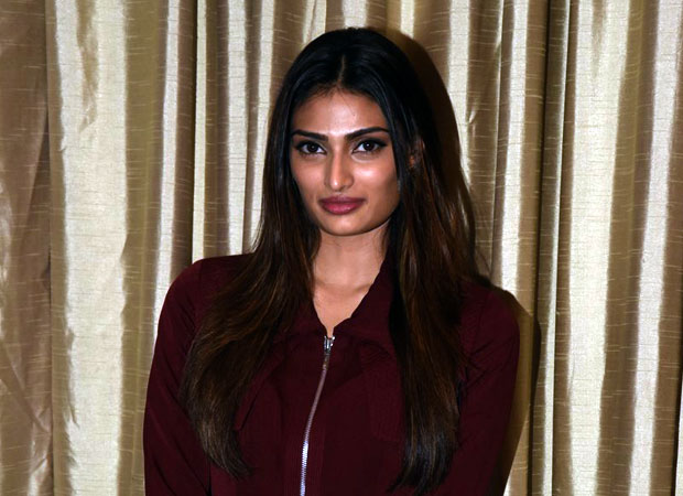 Athiya Shetty reveals her secret to happiness