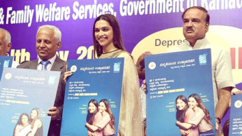 Deepika Padukone's Foundation partners with Karnataka government to extend mental illness awareness campaign