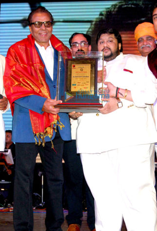 Dharmendra, Padmini Kolhapure and others grace 2nd Dr. Babasaheb Ambedkar Nobel Awards