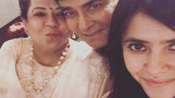 Ekta Kapoor celebrates Superstar father Jeetendra's birthday lavishly