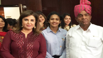 Farah Khan meets the Phogat family of Dangal fame