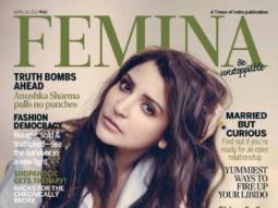 Anushka Sharma On The Cover Of Femina, Apr 2017