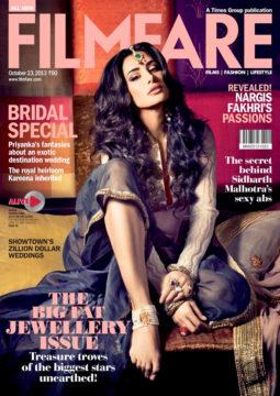 Nargis Fakhri On The Cover Of Filmfare