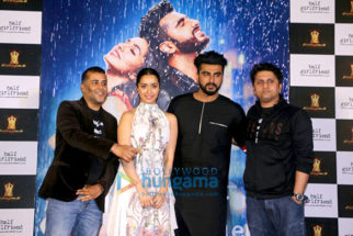 Arjun Kapoor & Shraddha Kapoor grace the trailer launch of 'Half Girlfriend'