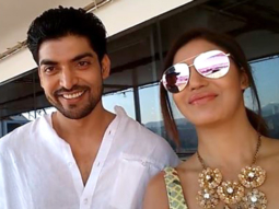 Gurmeet Choudhary & Debina Bonnerjee's Dil Dhadakne Do Real Experience At Sana-Adel's Danube Wedding