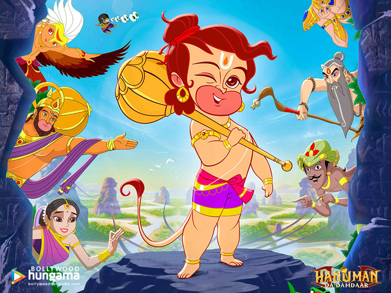 Hanuman Da Damdaar 2 movie download hd 720p