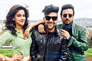 On The Sets Of The Movie Hindi Medium