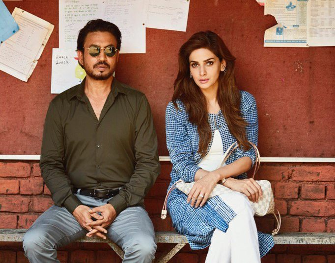 Hindi Medium Trailer Featuring Irrfan Khan & Saba Qamar Is Reflection Of Today's Society