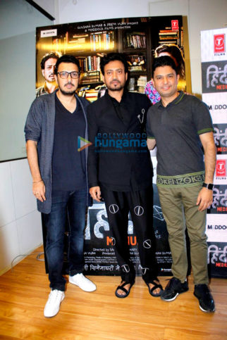Irfan Khan graces the trailer launch of 'Hindi Medium'
