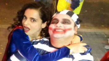 Kangna Ranaut in her supergirl costume; is this look from Hansal Mehta's Simran