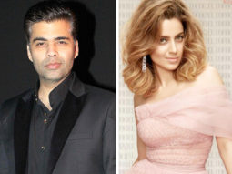 Karan Johar once again takes a dig on Kangna Ranaut's nepotism remarks; says he forgot to invite her for his last party