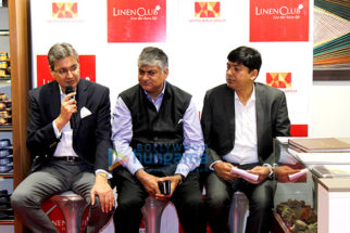 Launch of the Linen Club in Mumbai with Krishna Mehta show