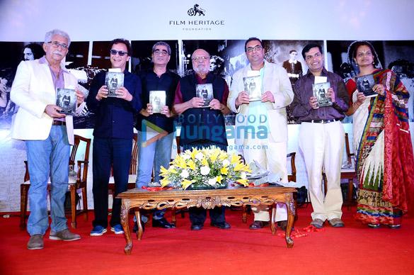 Naseeruddin Shah, Vidhu Vinod Chopra, Shyam Benegal, Shivendra Singh Dungarpur