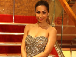 Malaika Arora's Golden HOTNESS At Sana-Adel's Danube Cruise Wedding