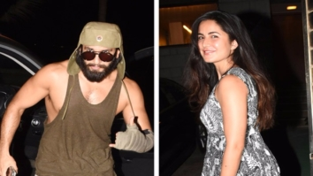 OMG! Ranveer Singh and Katrina Kaif spotted together!