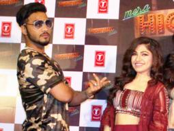Raftaar Raps, Tulsi & Khushali Kumar ROCK At Mera Highway Song Launch video