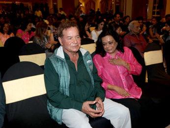 Salman Khan, Jackie Shroff, Imran Khan, Jeetendra, Waheeda Rehman, and others launch Asha Parekh's autobiography 'The Hit Girl'-7