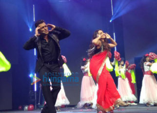 Salman Khan & team perform at Da-bangg Tour Concert in Melbourne