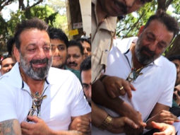 Sanjay Dutt appears in Andheri court; arrest warrant cancelled in regards to Shakeel Noorani case