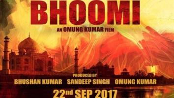 Sanjay Dutt starrer Bhoomi to release on September 22