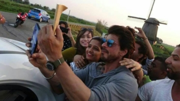 Shah Rukh Khan Causes Frenzy In Ludhiana