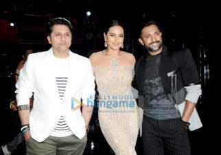Mohit Suri, Sonakshi Sinha, Terence Lewis