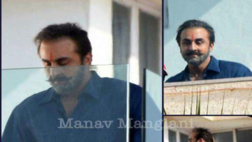 This look of Ranbir Kapoor as Sanjay Dutt will leave you stunned-1