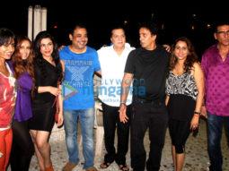 Tigmanshu Dhulia, Mukesh Rishi, Avinash Wadhawan and others grace the announcement bash of 'Shoot At Site'